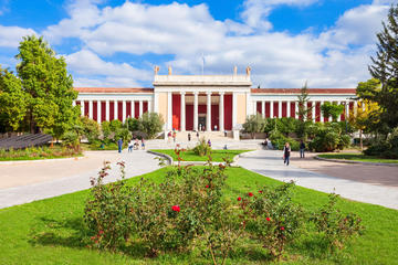 Athens National Archaeological Museum: The Unexpected Greeks self-guided tour