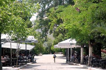 Athens, Psiri: Papadiamantis, The Athens Years, Self-Guided mobile tour