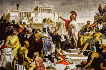 Athens: The birth of democracy self-guided mobile tour