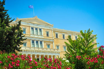 Blueblood Athens self-guided mobile tour