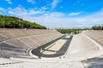 Marathon to Athens, The legends of the marathon, Self-Guided mobile tour