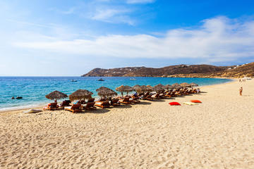 Mykonos: Find your (queer) god, Gay friendly Tour, Self-Guided mobile tour