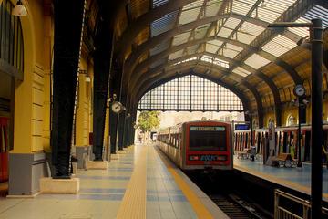 Piraeus: Hidden urban stories self-guided mobile tour