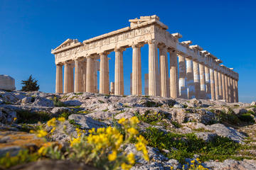 The Acropolis Museum and the Parthenon through the years self-guided mobile tour