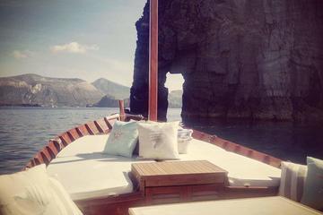 Lipari and Vulcano daily boat tour