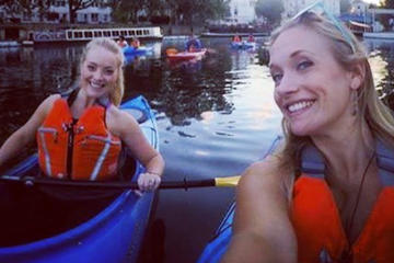 Historic Kayak Tour of Napa Valley