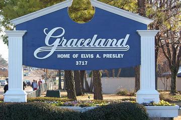 Graceland Tour inklusive Auto Museum und Elvis Museum