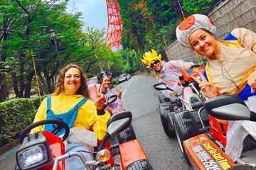 Official Street Go-Kart Tour - Osaka...