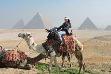 Private Half Day Tour to Pyramids of Giza and Sphinx