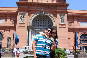 Private Half Day Tour to the Egyptian Museum and the mummy room