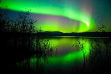 Excursión de 4 días a la aurora boreal en Whitehorse desde Vancouver