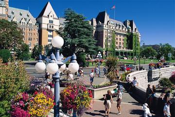 Victoria - Ganztägige Besichtigungstour ab Vancouver