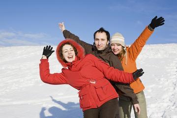 Excursión de un día al Valle Nevado y la bodega Aquitania desde...