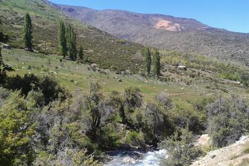 Yerba Loca Sanctuary-Wanderung ab Santiago