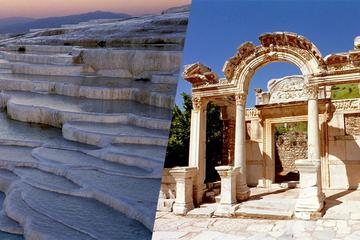 2-Days In Ephesus and Pamukkale From Izmir