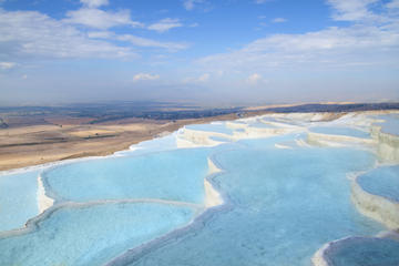 2 or 3-Day Ephesus and Pamukkale from