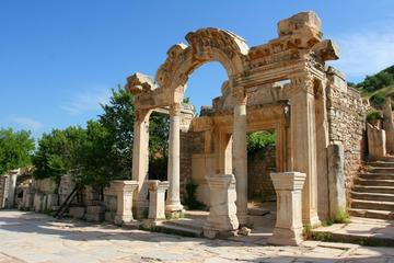 Ancient City of Ephesus From Kusadasi...