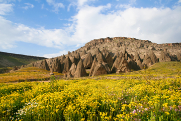 Excursão para o Vale de Ihlara partindo da Capadócia: Cidade...