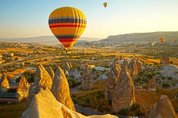 Fez Red-pas voor de hoogtepunten van Turkije vanuit Istanboel