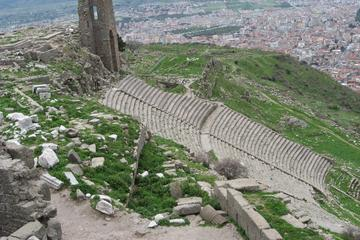 Pergamum Acropolis and Asclepion Tour From Izmir Port with Private...