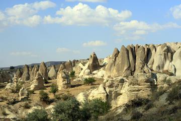 Recorrido de 2 o 3 días por Capadocia desde Estambul con viajes de...