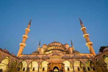 Tour della Turchia di 5 giorni per piccoli gruppi da Istanbul