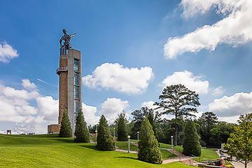 Vulcan Park and Museum in Birmingham
