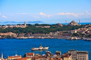 Bootstour zum Bosporus und zum Goldenen Horn am Vormittag