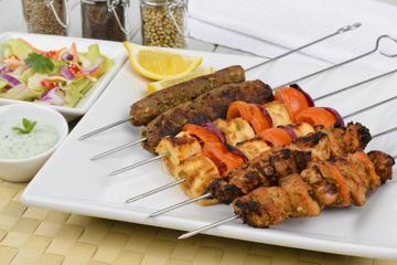 Estambul por la noche: excursión con comida turca