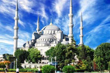 Excursão a pé para grupos pequenos em Istambul: Santa Sofia, Mesquita...