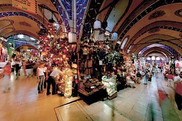 Führung in kleiner Gruppe Großer Basar Einkaufstour in Istanbul