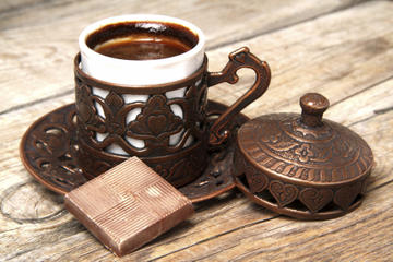 Turkish Coffee Tour and Coffee-Making...