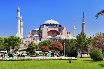 Wandeltocht met een kleine groep door Istanbul: Hagia Sophia Museum ...