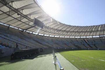 Entrébillet til Maracanã Stadium med...