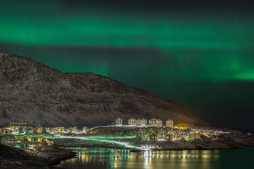 Northern Lights - Private charter 1-6 Passengers - Cabin boat