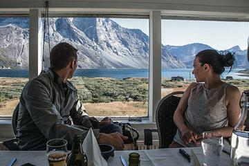Qooqqut - The Restaurant in the fiord - Open boat
