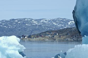 Randonnée sur le fjord des glaces et...