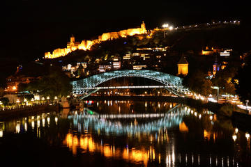 Tbilisi by Night Walking Tour