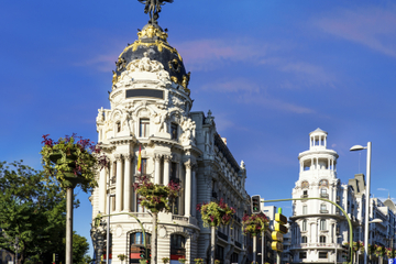 Visite privée personnalisée: Madrid en une journée