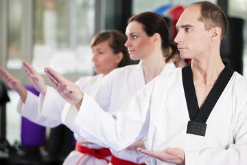 Entrenamiento de 2 días de taekwondo en el Centro de Taekwondo Muju...