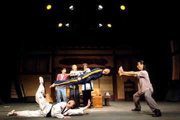 """""""Jump"""" Akrobatikshow und Abendessen in Seoul"""