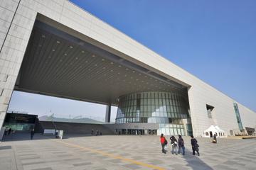Museo Nacional de Corea y residencia real Unhyeongung con comida...