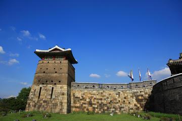 Tur fra Seoul til fortet Hwaseong og...