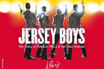 JERSEY BOYS al Paris Las Vegas