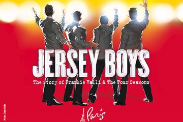 JERSEY BOYS en Paris Las Vegas