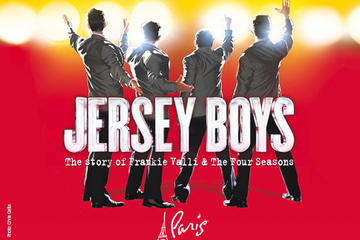JERSEY Boys im Paris Las Vegas