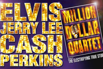 Million Dollar Quartett im Harrah's Las Vegas