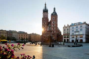 2 Nights in Krakow with Guided Half-Day Tour of Auschwitz-Birkenau or...