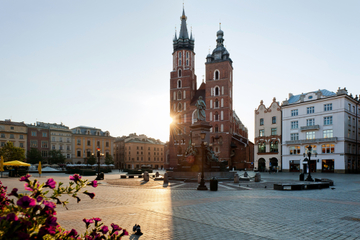 2 Noites em Cracóvia com Excursão Guiada de Meio Dia para...