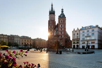 2 nuits à Cracovie avec visite guidée d'une demi-journée...